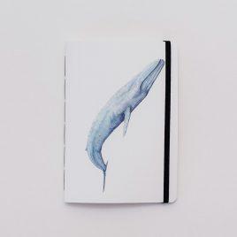 Libreta Sol de Mar – Ballena Azul