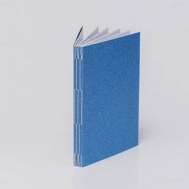 Cuaderno Long Stitch Azul