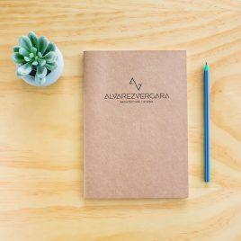 Cuaderno Clásico Craft Personalizado
