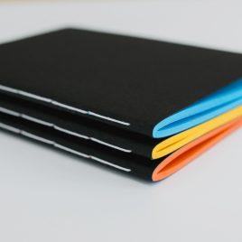 Pack 3 Libretas Colores